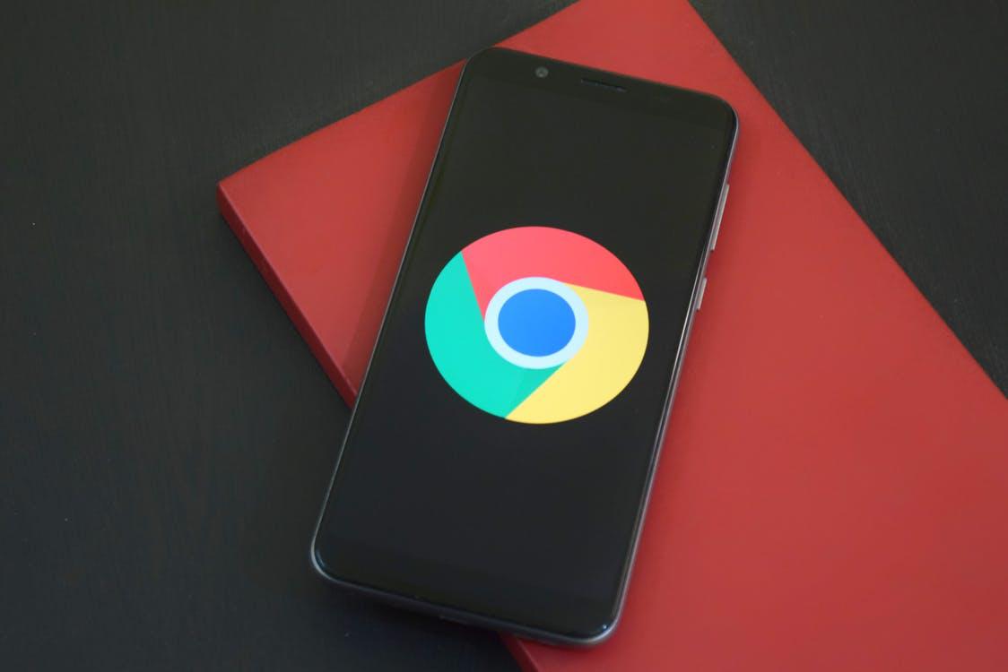 google-chrome-on-smartphone