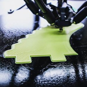 3D printing can be used to create artwork, samples, and much more.