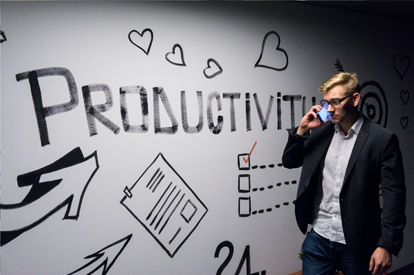 picture showing productivity wallpaper